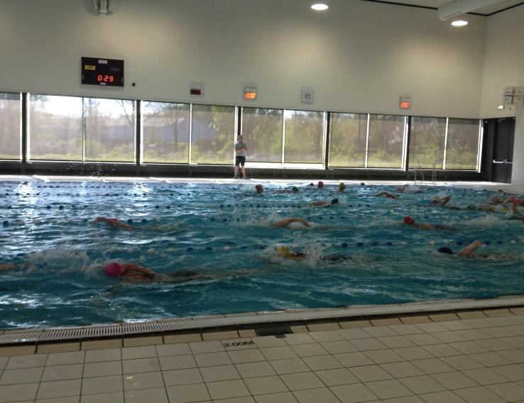 zwemloop vrouwentriathlon en Siosport