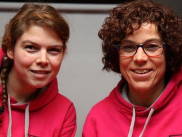 Dorine en Jeanine