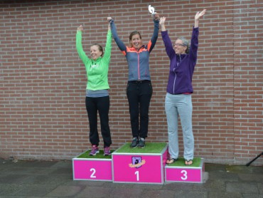 Podium 1/16 triathlon