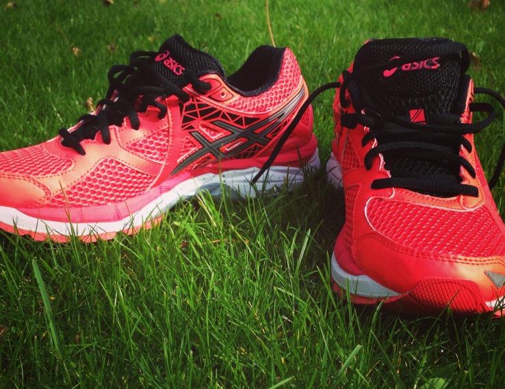 Nienkes nieuwe schoenen