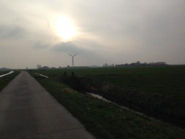Fries winterlandschap