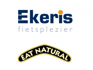 Logo's Ekeris en Eat Natural