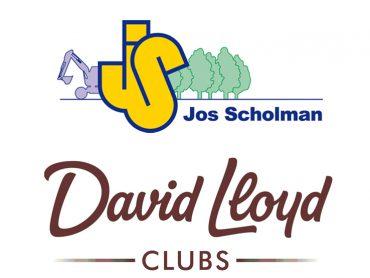 Logo's Scholman en David Lloyd