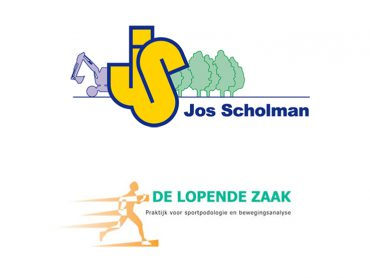 Logo's Scholman en De Lopende Zaak