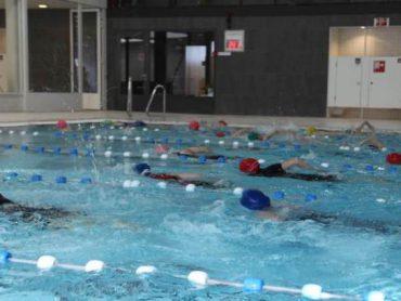 Foto van de zwemloop